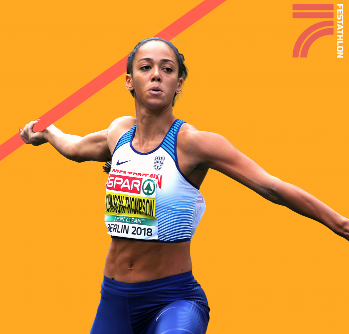 Katarina Johnson-Thompson brings athletics back to Liverpool by launching a new, innovative, all female athletics festival at her home track in Wavertree.