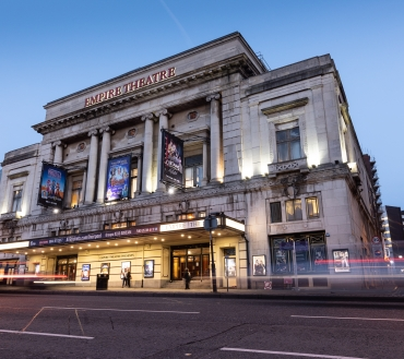 The Liverpool Empire Theatre is reopening with a season of show-stopping entertainment