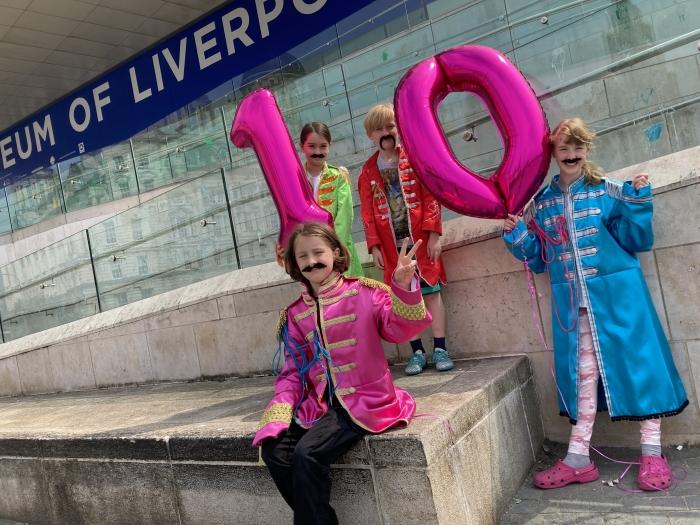 Museum of Liverpool celebrates its 10th birthday