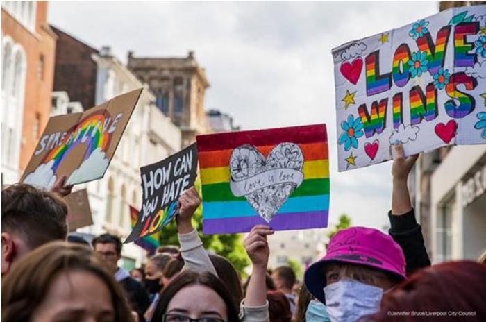 Art draws on anti-hate message