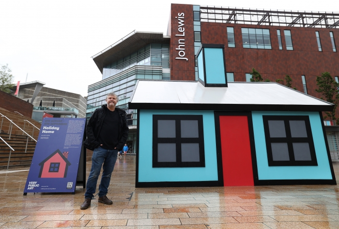 Liverpool ONE Celebrates The Unveiling Of New Art Installation