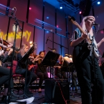 limf academy artists perform on stage