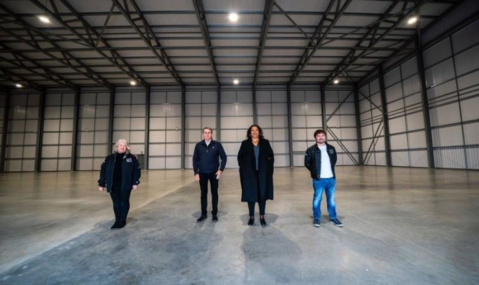And Action! Stage is set for Liverpool's new tv and film studios
