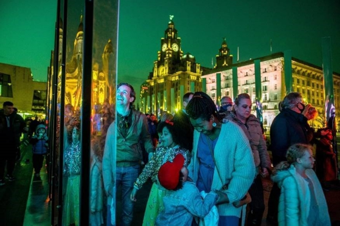 River of Light is back to illuminate Liverpool's waterfront this autumn.