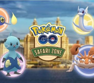Pokémon GO takes over Sefton Park this weekend