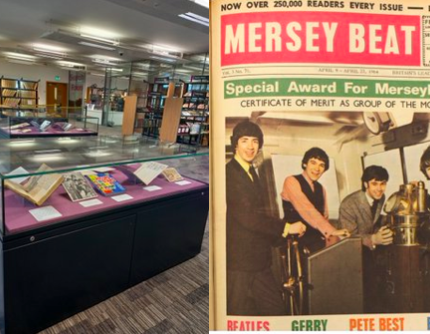 Exhibitions at Liverpool Central Library
