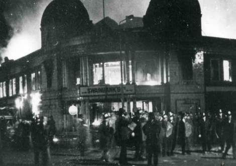 Uprisings 1981: A Commemoration