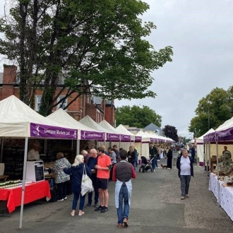 Have your say on the future of the city's markets