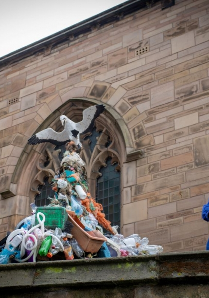 The Liverpool Plinth – Tidal Shame