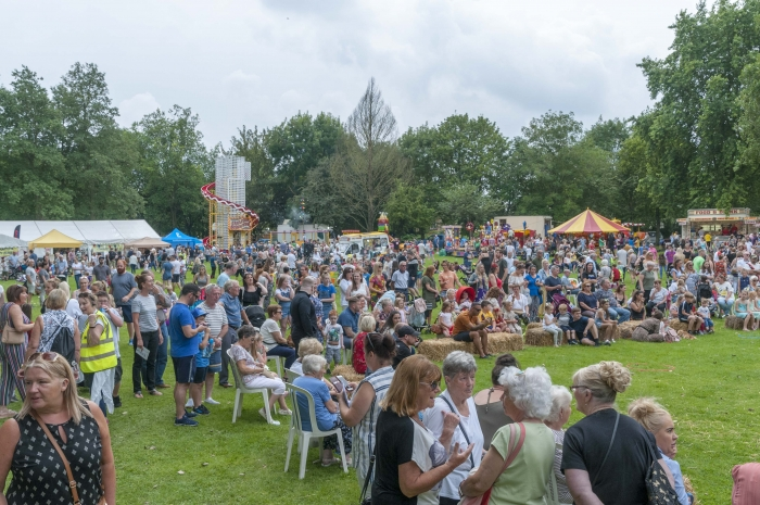 The Knowsley Flower Show